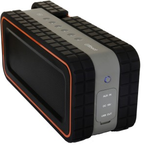 Offbeat Hybrid Portable Bluetooth Mobile/Tablet Speaker