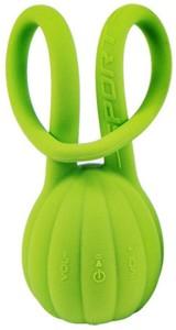 Shrih Mini Wireless Green Pumpkin Silicone Waterproof Portable Mobile/Tablet Speaker
