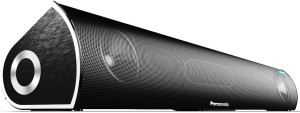 Panasonic SC- HTB3GW-K Portable Soundbar