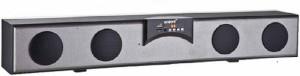 Envent Horizon 301 Silver Portable Bluetooth Soundbar