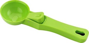 konvex Plastic Ice-cream Spoon