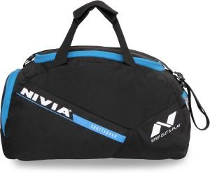 Nivia Sports Space Gym Bag 12 inch/30 cm Travel Duffel Bag