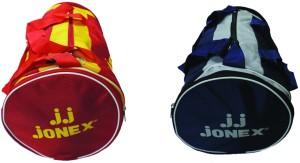 77bbac5fe1 JJ Jonex combo of 2 Sports bag Multicolor Kit Bag Best Price in ...