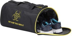 PinStar Tambour Gym Bag - Train Yellow (OS) Gym Bag