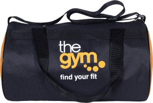 Meebaw printed Gym Bag