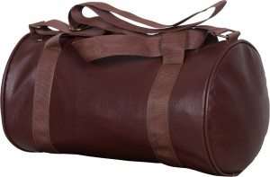 Dee Mannequin Leather Rite Duffle Bag