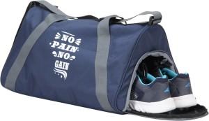 PinStar Fitness Gym Bag - Blue Gain (OS) Gym Bag