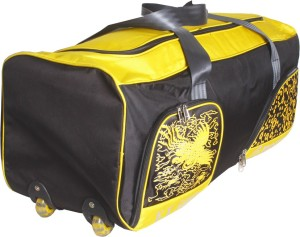5de0c61d73b Maspro Cricket Bag V X 500 Carry Case Yellow Kit Bag Best Price in ...