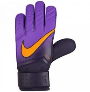 Nike GS0331-560 Goalkeeping Gloves (Boys, Purple)