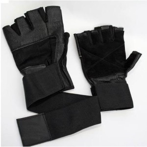 Solutions24x7 Blackhawk Hell Storm Gym & Fitness Gloves (Free Size, Black)