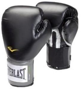 Everlast Pro Style Training Boxing Gloves (XL, Black)