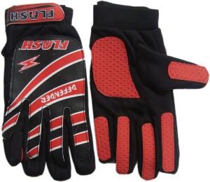 Flash DEFENDER Football Gloves (XL, Multicolor)
