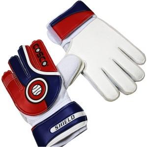 Cosco Shield Goalkeeping Gloves (L, Multicolor)