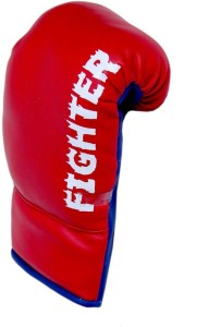 Fighter Training Punching Boxing Gloves (Free Size, Multicolor)