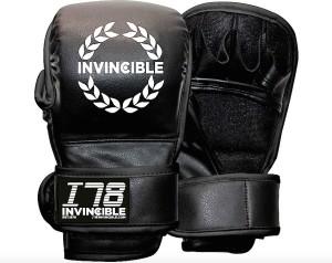 55d57d0cfb508 Invincible MMA Micro Fibre Training Boxing Gloves M Black Best Price in  India | Invincible MMA Micro Fibre Training Boxing Gloves M Black Compare  Price List ...