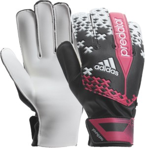 Adidas Pred Young Pro Goalkeeping Gloves (Size-4, Multicolor)