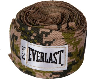 Everlast 108 inch Hand Wraps Boxing Gloves (Free Size, Multicolor)