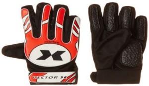 Vector X Practice Goalkeeping Gloves (M, Red, White, Black)