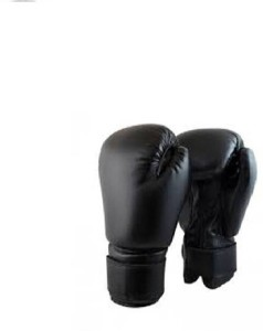 monika sports moni Boxing Gloves (Free Size, Black)
