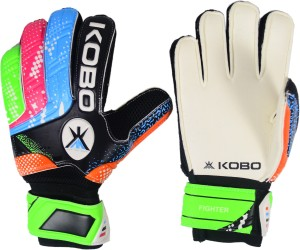 Kobo Figther Goalkeeping Gloves (L, Assorted)