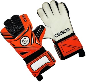 Cosco Protector Goalkeeping Gloves (M, Assorted)