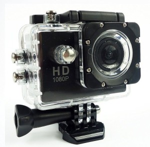 CM SPORTSCAM CAMERA WATERPROOF HD 1020P Sports and Action Camera