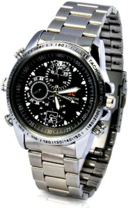 mania electro INBUILT 4GB SC-7 spy watch Spy Camera