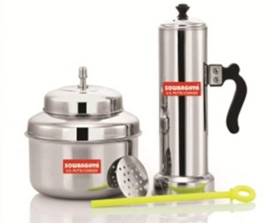SOWBAGHYA Stainless Steel Steamer