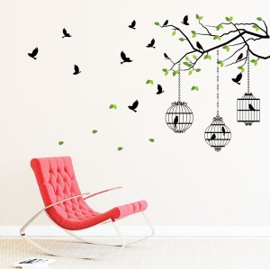 EJAart Extra Large Wall Sticker Sticker