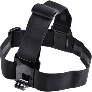 Power Smart Head Mount Belt For GoPro Hero2 Hero3 Hero4 Series With Anti Side Glue Strap