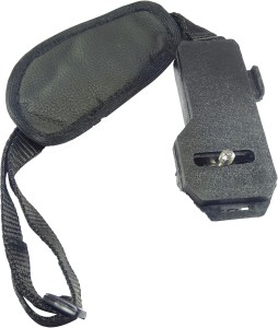 Ozure PU Tripod Screw Leather Hand Grip Strap For All Brands SLR/DSLR Camera Wrist Strap Strap