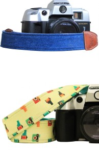 India Film Project IFP Vintage + Classic Combo Strap