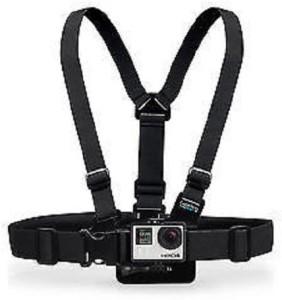 Tuzech Gopro Camera chest harness mount Belt Hero 2 ,3, 3plus Strap