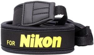Ozure Camera Neck/shoulder Load bearing Neoprene elastic straps (2 Inch) Strap