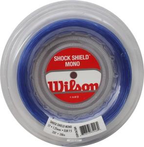 Wilson Shock Shield Mono Reel 1.25 mm Tennis String - 100 m