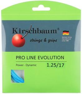 Kirschbaum Pro Line Evolution 17 Tennis String - 12 m