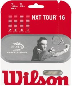 Wilson NXT Tour 16 Tennis String - 12.2 m