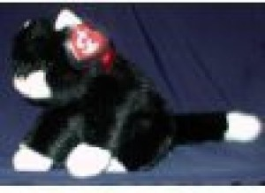 Ty Classic Plush Boots The Cat