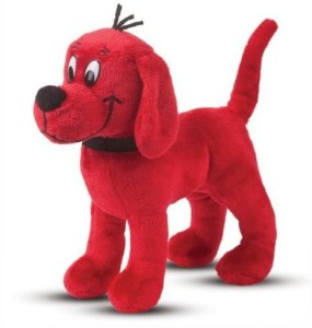 Official Costumes Standing Clifford Sm 7
