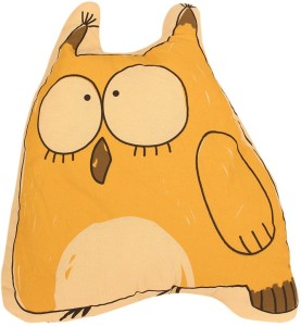 TLF Owl Shaped throw Pillow  - 16 inch