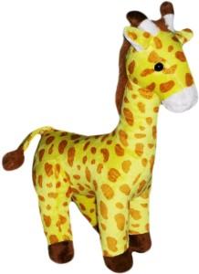 Soft Buddies Standing Giraffe  - 11 inch