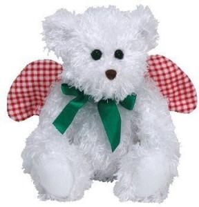 TY Beanie Babies Joy The Angel Bear
