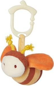 My Natural Clip n Go Stroller Toy, Bumble Bee  - 20 inch