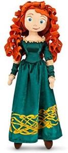 Disney Brave Princess Merida Soft Plush Doll Brave Medium 20