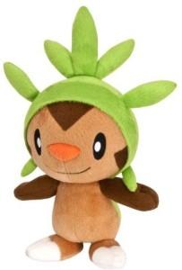 Pokemon Pokmon Small Plush Chespin