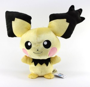 Banpresto Official Diamond And Pearl Pokemon Plush 12