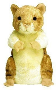Ty Beanie Babies Pellet Hamster