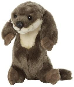 Hamleys Otter Soft Toy  - 8 cm
