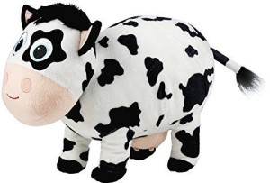 Baby First Corporation Daily Deal Bafirsttv Cassandra The Cow Plush 10