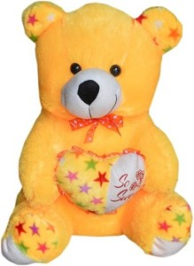 ERABBIT Charismatic Dreamy Heart Teddy Bear  - 70